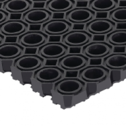 Rubber Grating