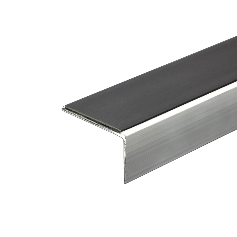 Aluminium Retro Fit Stair Nosing 3.22m Length (multiple choice of colour) by Genesis