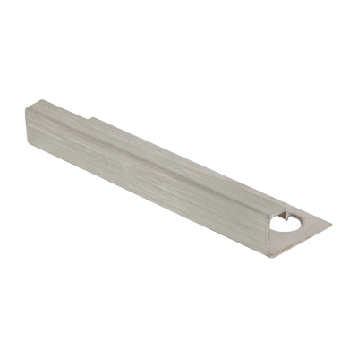 Square Edge Brushed Stainless Steel 304 Grade EQS By Genesis
