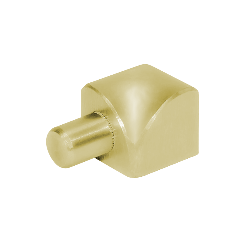 Round Edge Durondell Matt Gold Aluminium Internal Corner by Dural