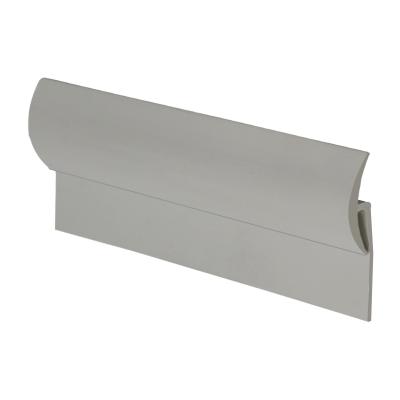 Vinyl To Tile Capping Plastic Strip Grey Kcs01 By Genesis