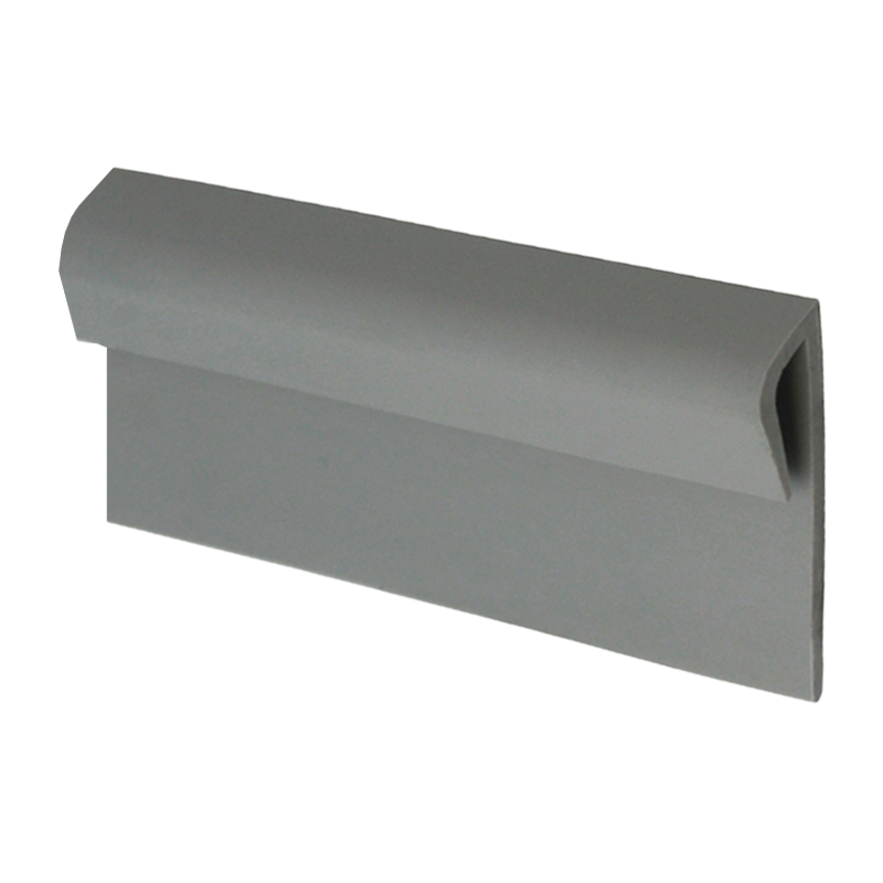 Vinyl Plastic Capping Strip Grey KCS by Genesis