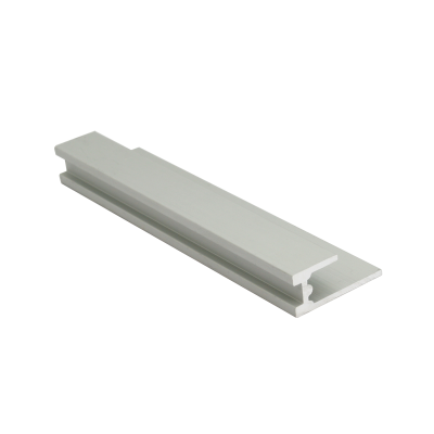 Wet Panel Trim Base Seal Matt Silver PBA 2.4m Length By Genesis (choice of sizes)