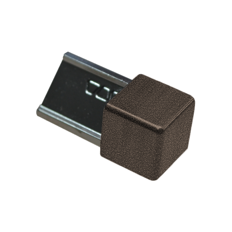 Schluter QUADEC TRENDLINE-TSDA Square Edge Textured Natural Dark Anthracite Square Corner Piece (Single)