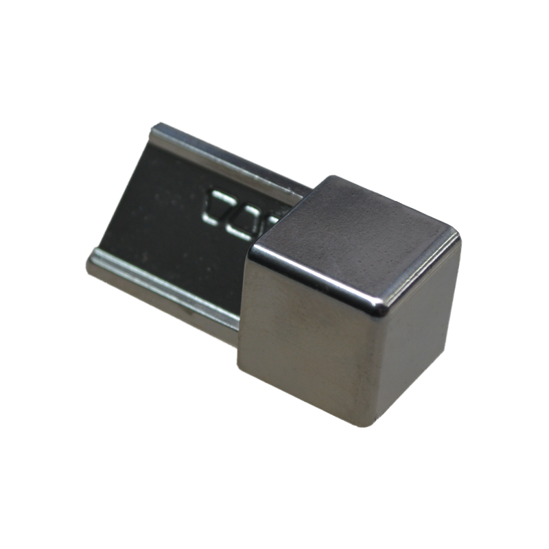 QUADEC-E Square Edge Solid Stainless Steel Internal / External Corner By Schluter