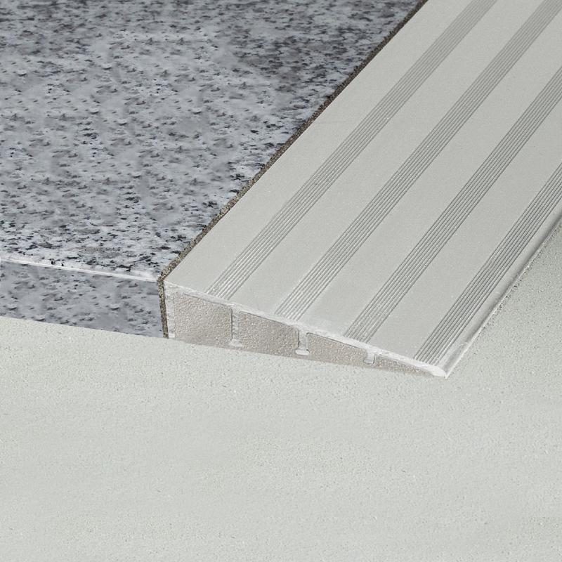 Reno Ramp K Flooring Transition Ramp Anodised Aluminium 2