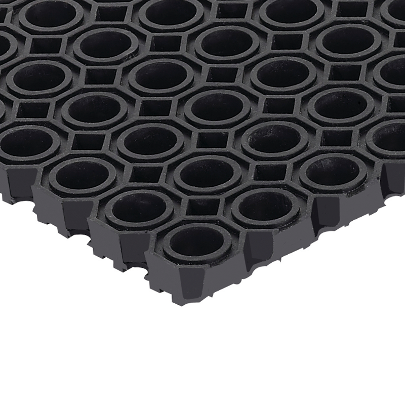 Entrance Rubber Grating Scraper Mat