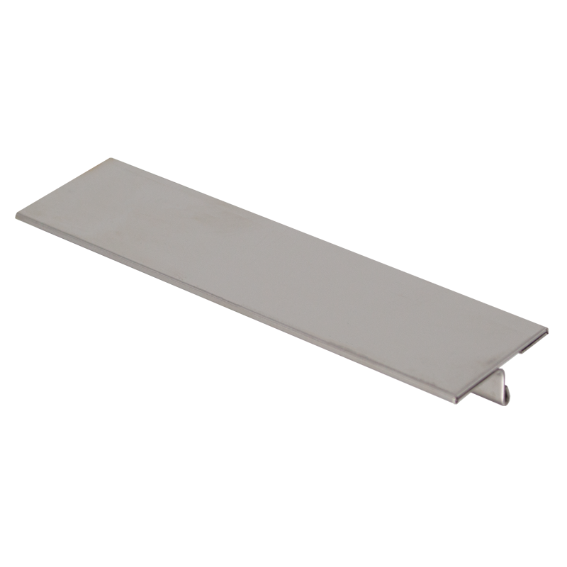Polished Stainless Steel 304 Grade Flooring Transition T Bar 1.0m Length By Premtool
