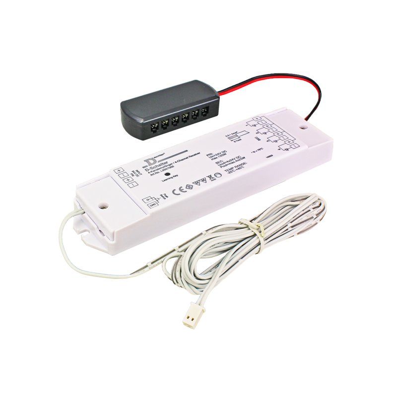 LED RC Receiver by Dural