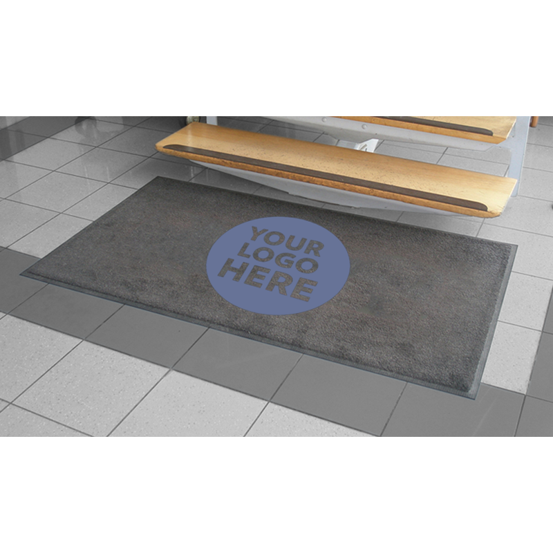 Roclean Personalised Logo Entrance Matting (multiple sizes)